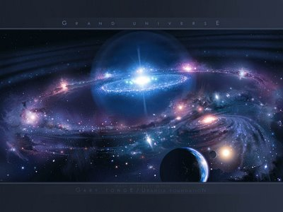 The Grand Universe by Gary Tonge